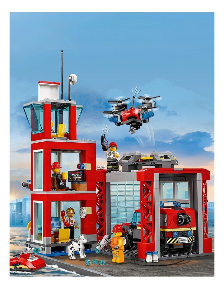 City Fire Station image 7