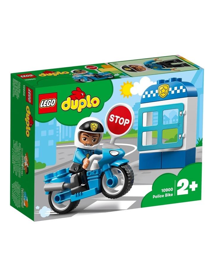 Duplo Police Bike image 2
