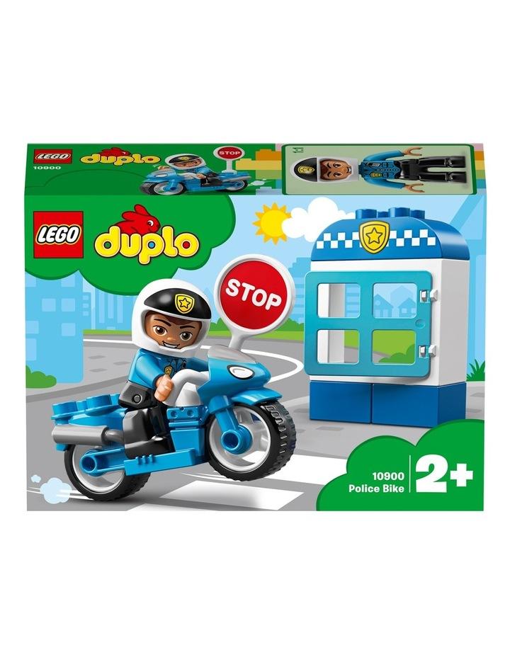 Duplo Police Bike image 4