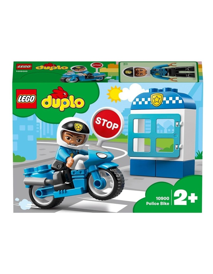 Duplo Police Bike image 3