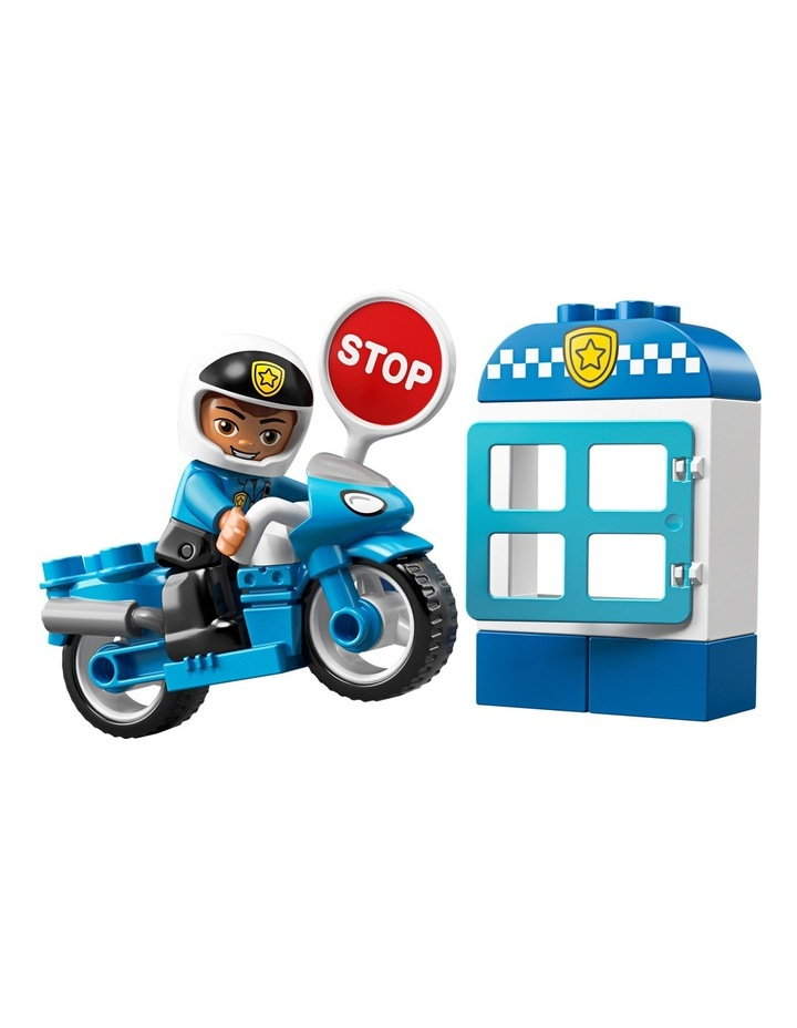 Duplo Police Bike image 6