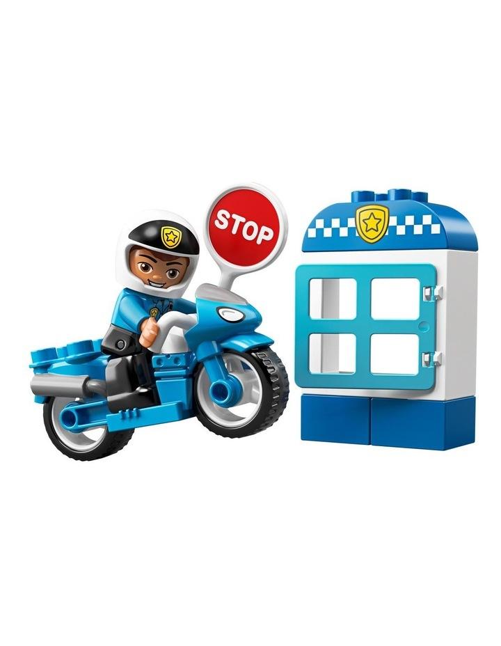 Duplo Police Bike image 5