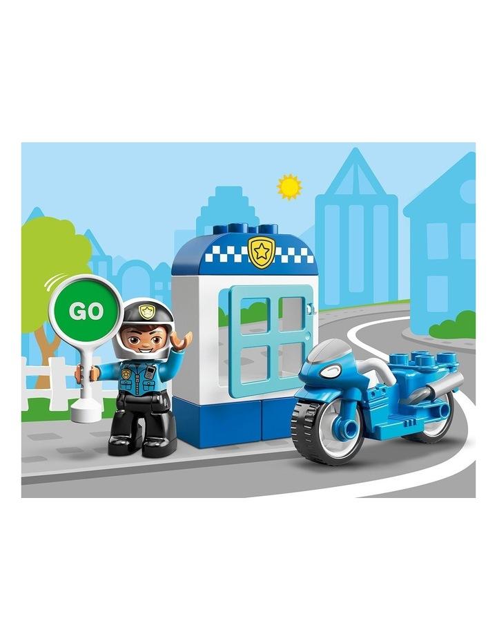 Duplo Police Bike image 7