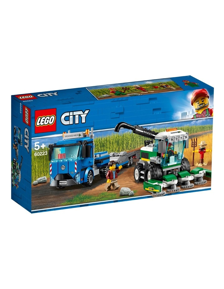 City Harvester Transport image 2