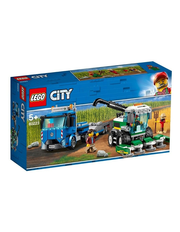 City Harvester Transport image 1