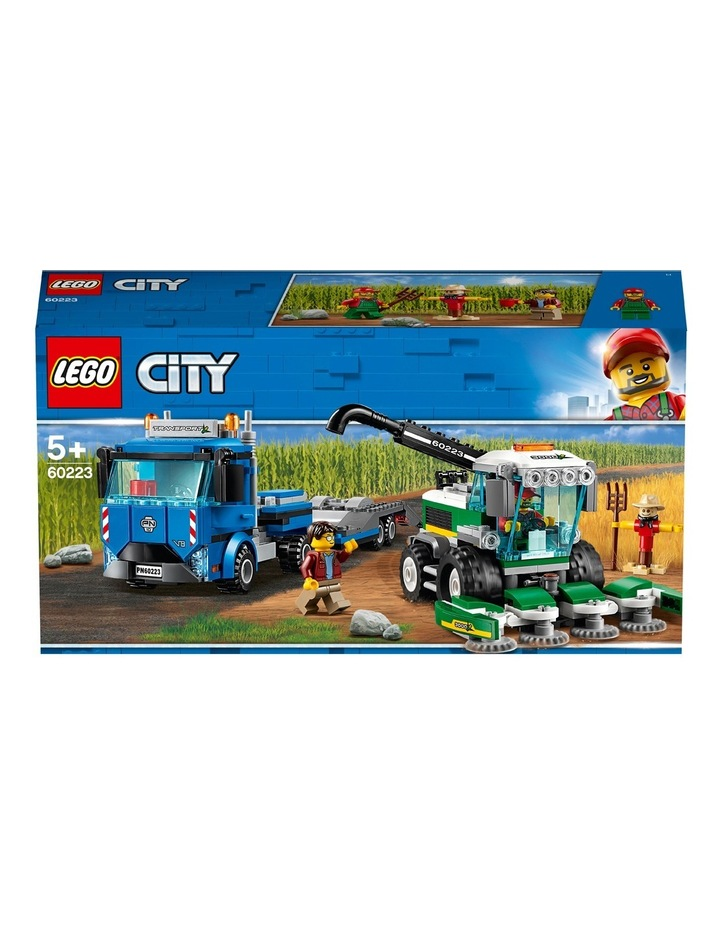 City Harvester Transport image 4