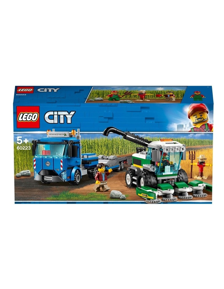 City Harvester Transport image 3