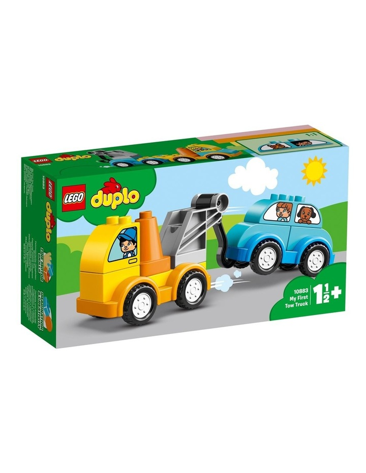 Duplo My First Tow Truck image 1