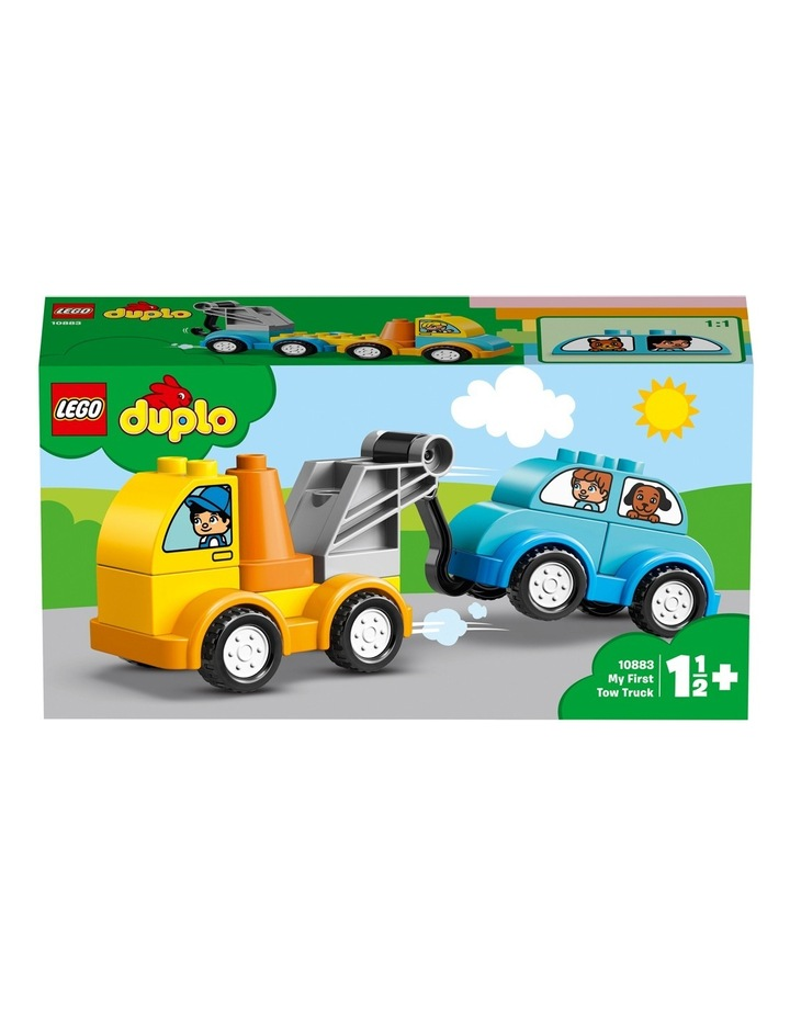 Duplo My First Tow Truck image 4