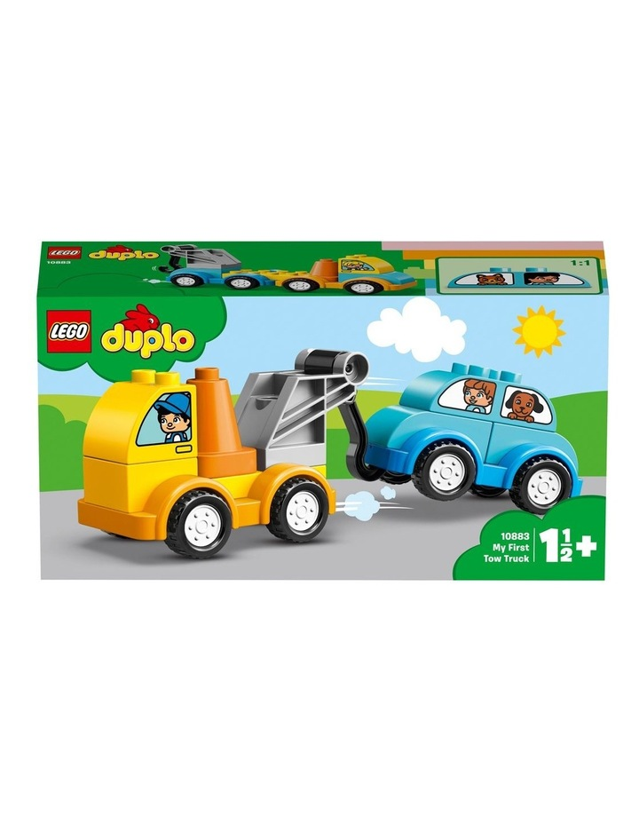 Duplo My First Tow Truck image 3