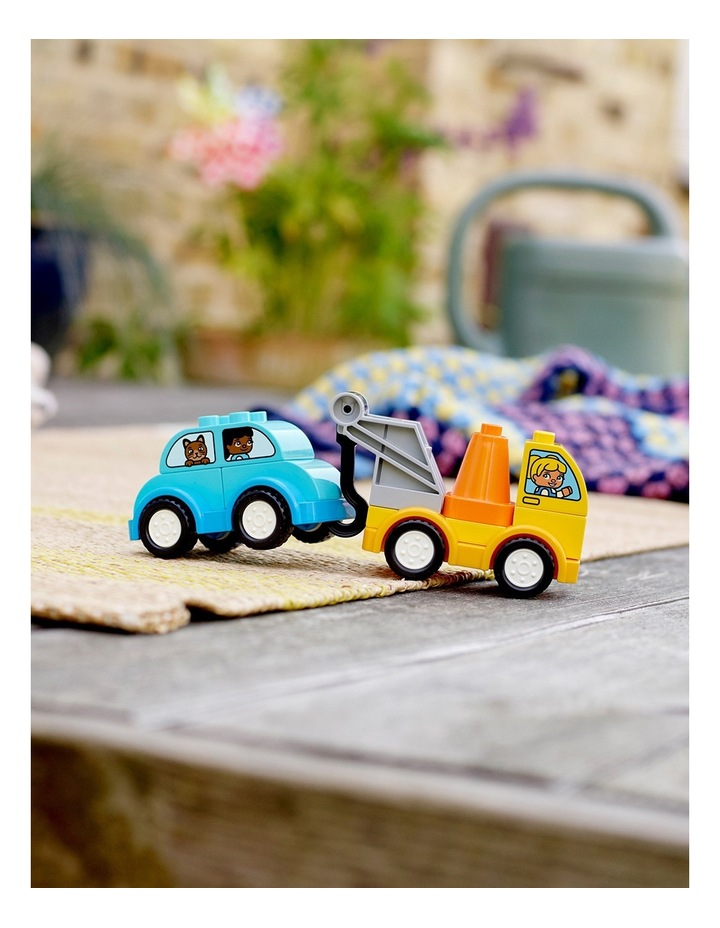 Duplo My First Tow Truck image 6