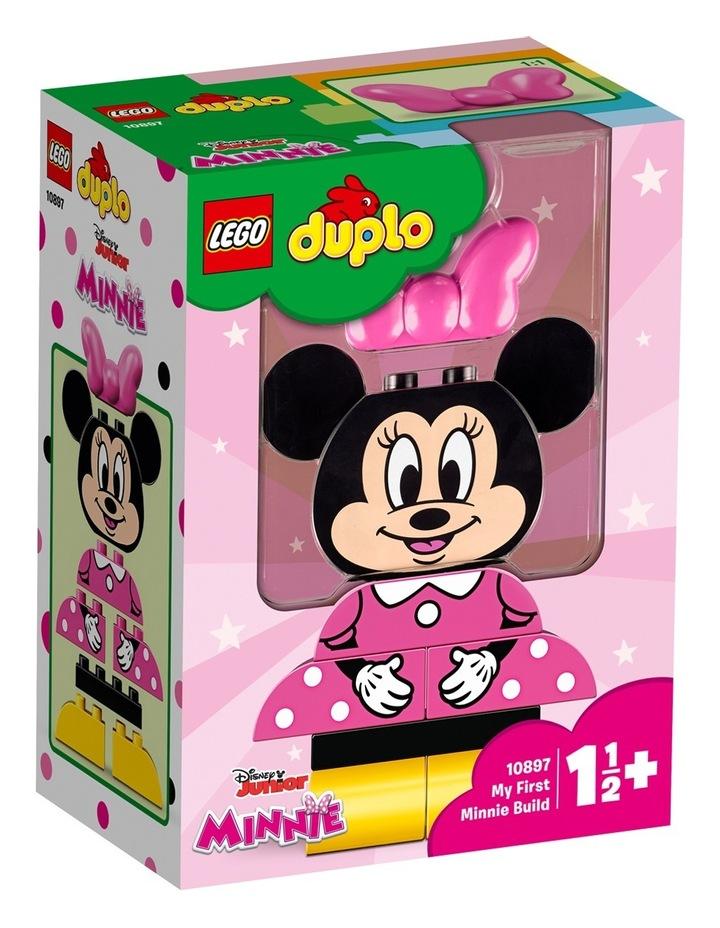 Duplo My First Minnie Build image 2