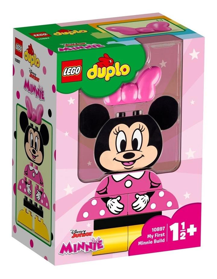 Duplo My First Minnie Build image 1
