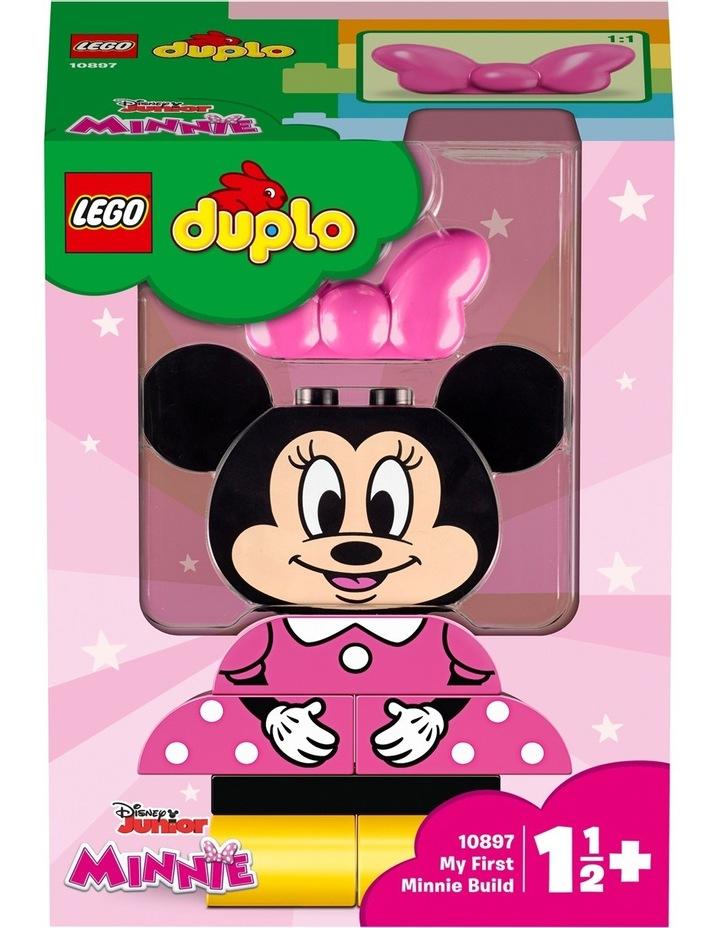 Duplo My First Minnie Build image 4