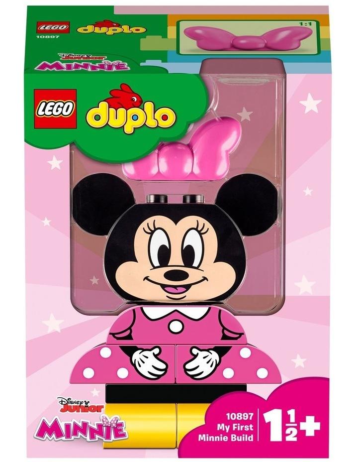 Duplo My First Minnie Build image 3