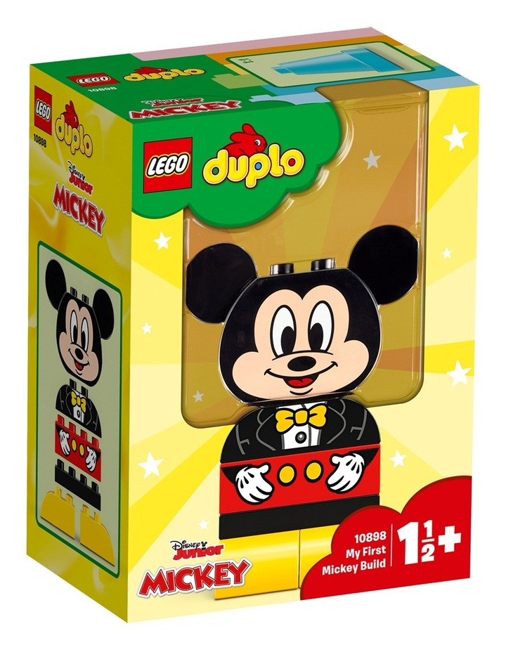Duplo My First Mickey Build image 2
