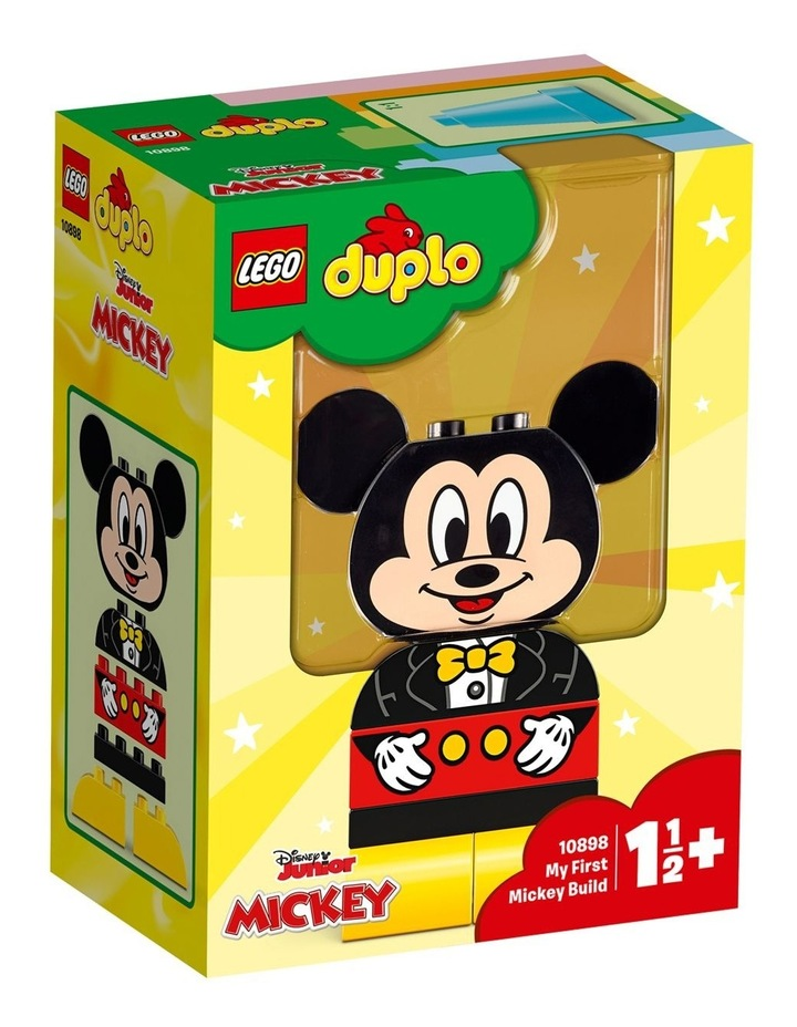 Duplo My First Mickey Build image 1