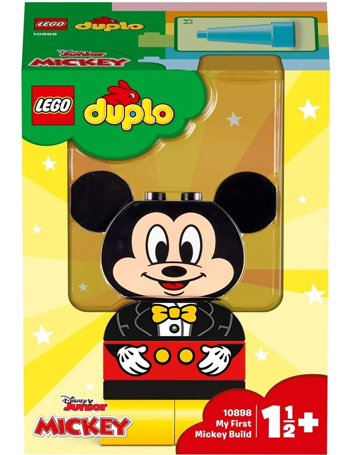 Duplo My First Mickey Build image 4