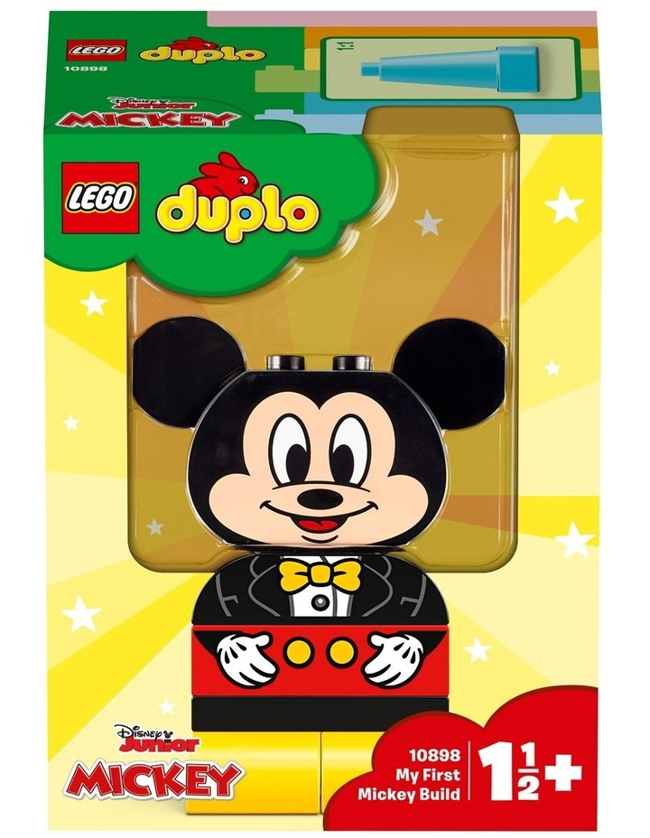 Duplo My First Mickey Build image 3