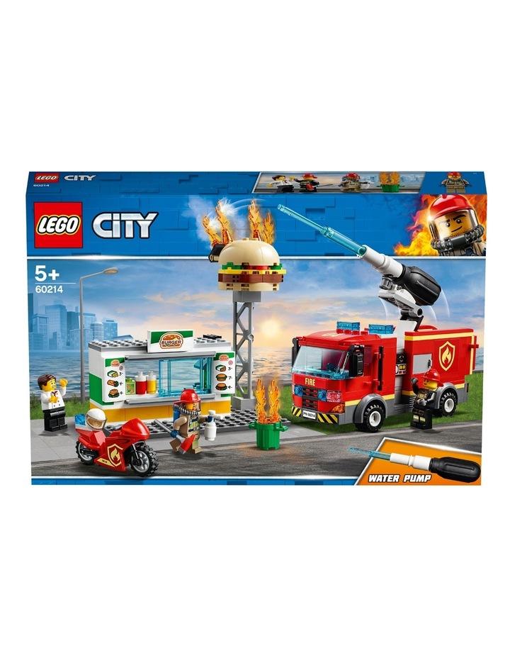 City Burger Bar Fire Rescue image 2