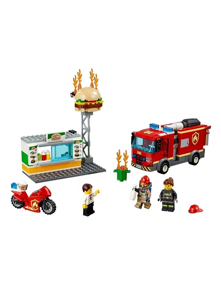City Burger Bar Fire Rescue image 3