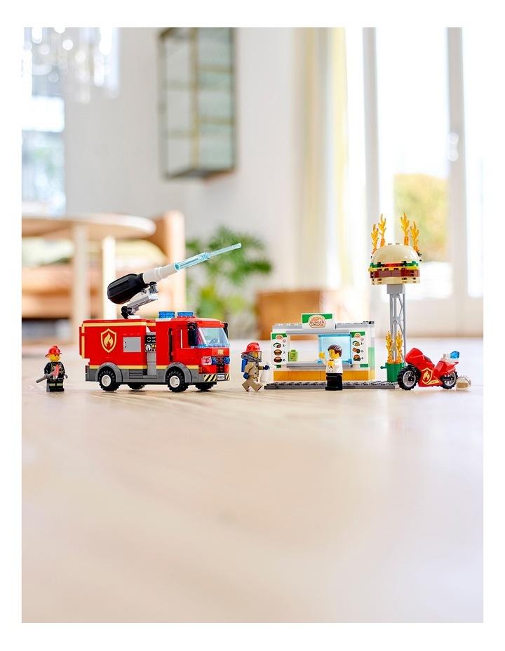 City Burger Bar Fire Rescue image 4