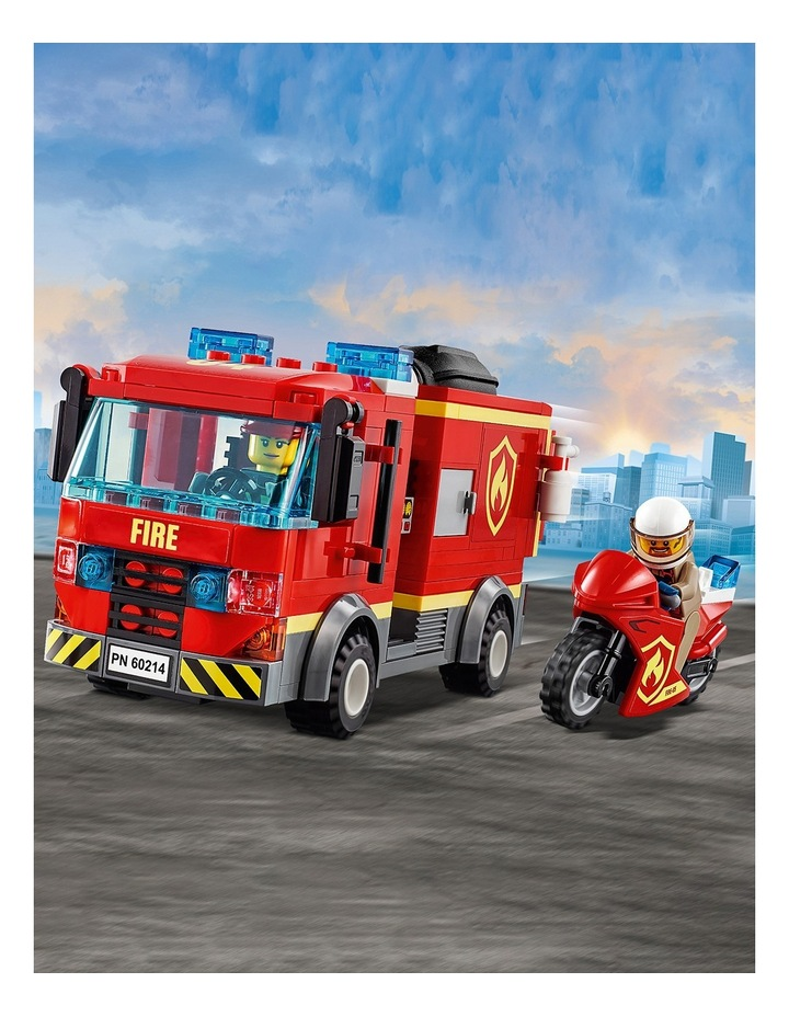 City Burger Bar Fire Rescue image 6