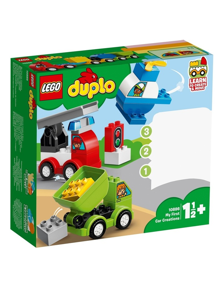 Duplo My First Car Creations image 1