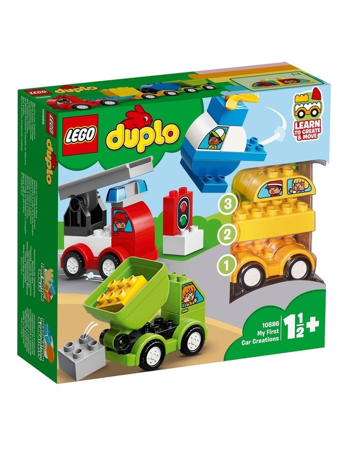 Duplo My First Car Creations image 2