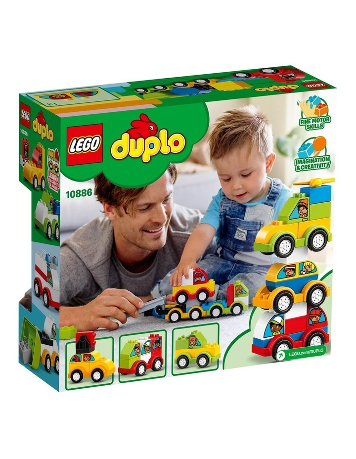 Duplo My First Car Creations image 4