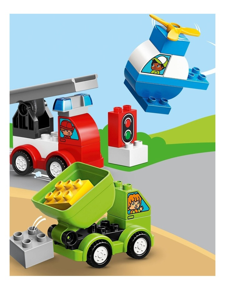 Duplo My First Car Creations image 5