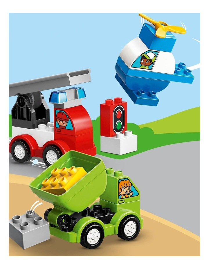 Duplo My First Car Creations image 8