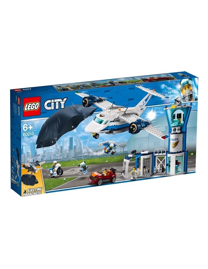 City Sky Police Air Base image 1