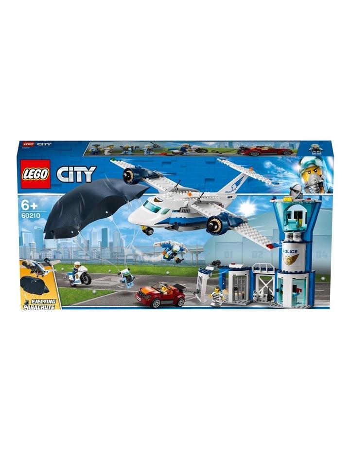 City Sky Police Air Base image 2