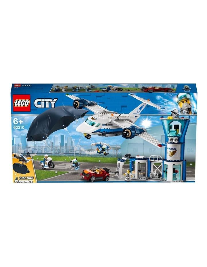 City Sky Police Air Base image 3