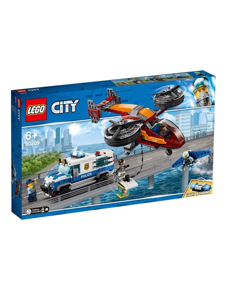 City Sky Police Diamond Heist image 2