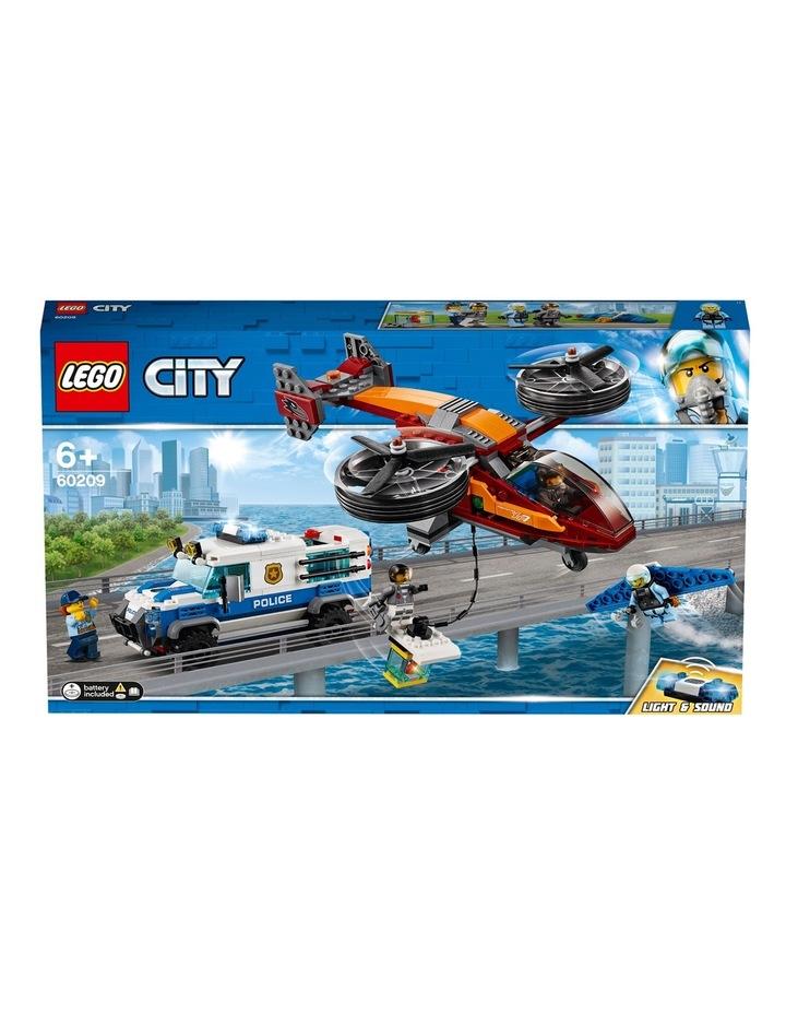 City Sky Police Diamond Heist image 4