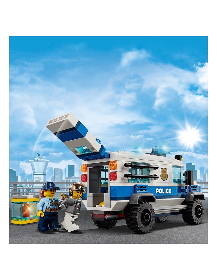 City Sky Police Diamond Heist image 14