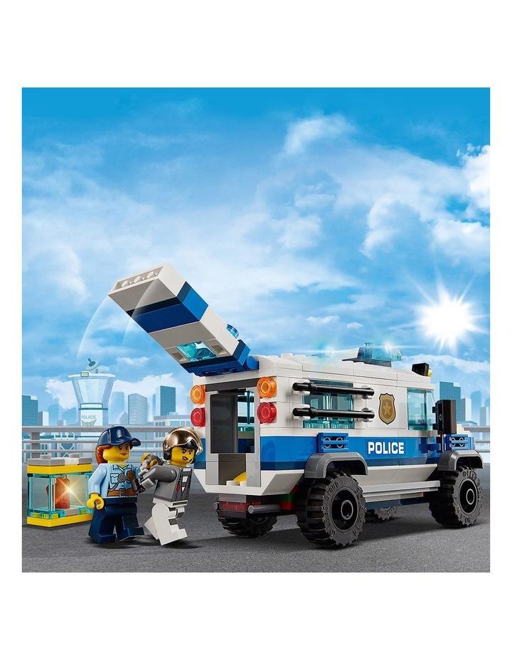 City Sky Police Diamond Heist image 13