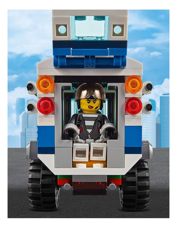 City Sky Police Diamond Heist image 8