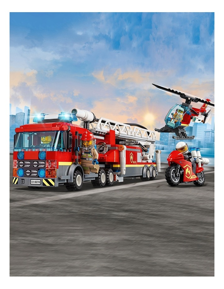 City Downtown Fire Brigade image 14