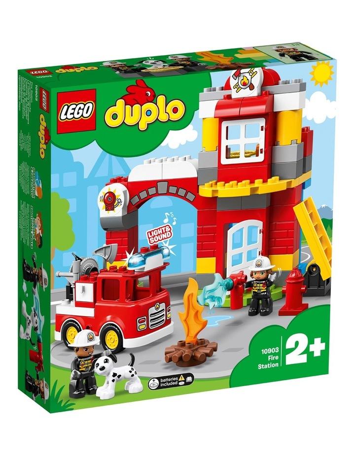 Duplo Fire Station image 2
