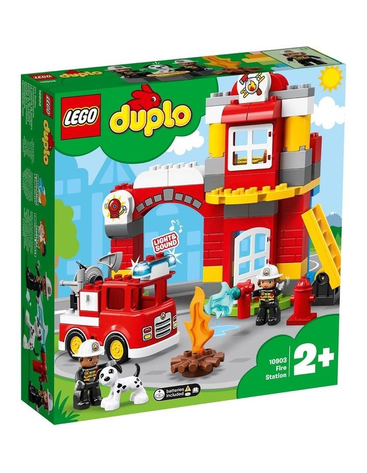 Duplo Fire Station image 1