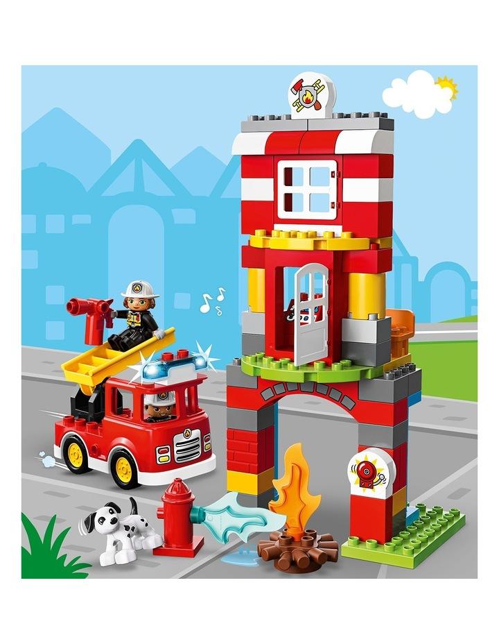 Duplo Fire Station image 8
