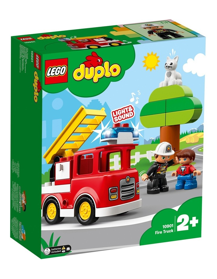 Duplo Fire Truck image 2