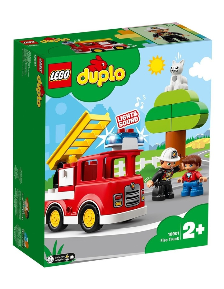 Duplo Fire Truck image 1