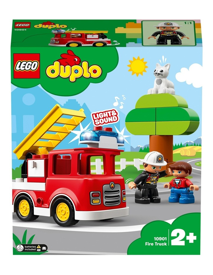 Duplo Fire Truck image 4
