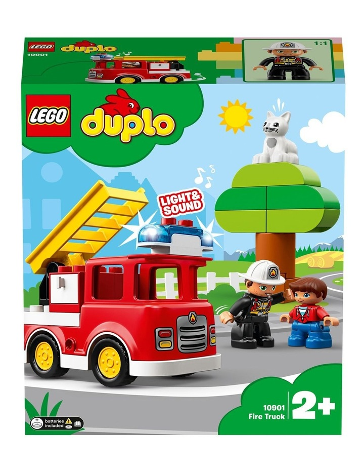 Duplo Fire Truck image 3