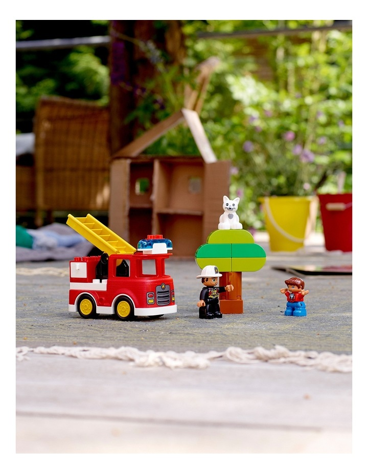 Duplo Fire Truck image 6