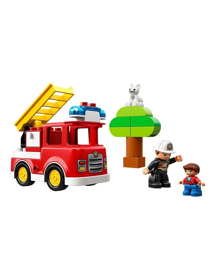 Duplo Fire Truck image 7